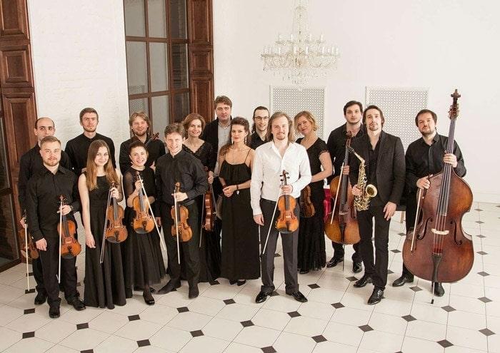 Сергей Поспелов дебютирует в качестве руководителя и солиста Московского камерного оркестра
