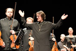 Юрий Башмет и «Солисты Москвы» дали концерт на Сахалине. Фото - Юрий Гуршал
