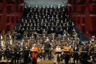 """В Страсбурге осуществлена аудиозапись оперы Берлиоза """"Троянцы"""". Фото - Grégory Massat, warnerclassics.com"""