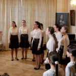 Одаренные дети из Донецка выступили в Культурном центре Елены Образцовой