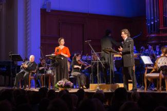 В БЗК состоялось концертное исполнение оперы «Дочь полка» Гаэтано Доницетти. Фото - организаторы концерта.