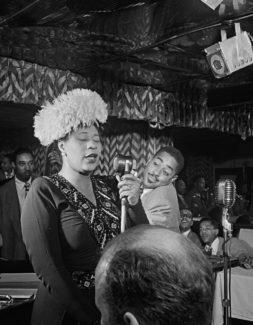 Элла Фицджеральд в клубе Downbit, 1947 год