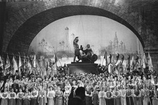 """""""Иван Сусанин"""" в постановке 1939 года в Большом театре"""