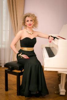 Татьяна Костина. Фото - Екатерина Скабардина