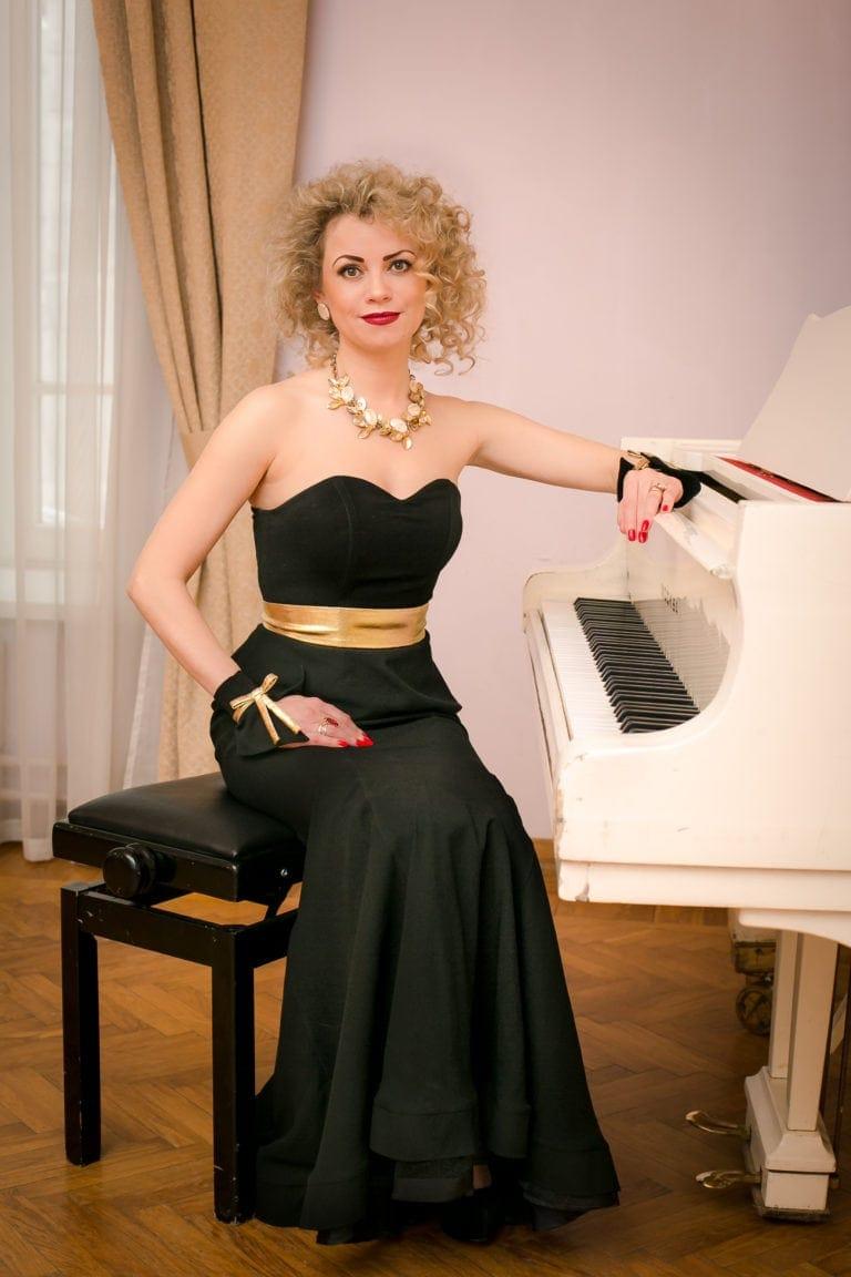20-летие творческой деятельности большим концертом отпразднует Татьяна Костина