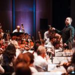 Красноярский академический симфонический оркестр под управлением Владимира Ланде