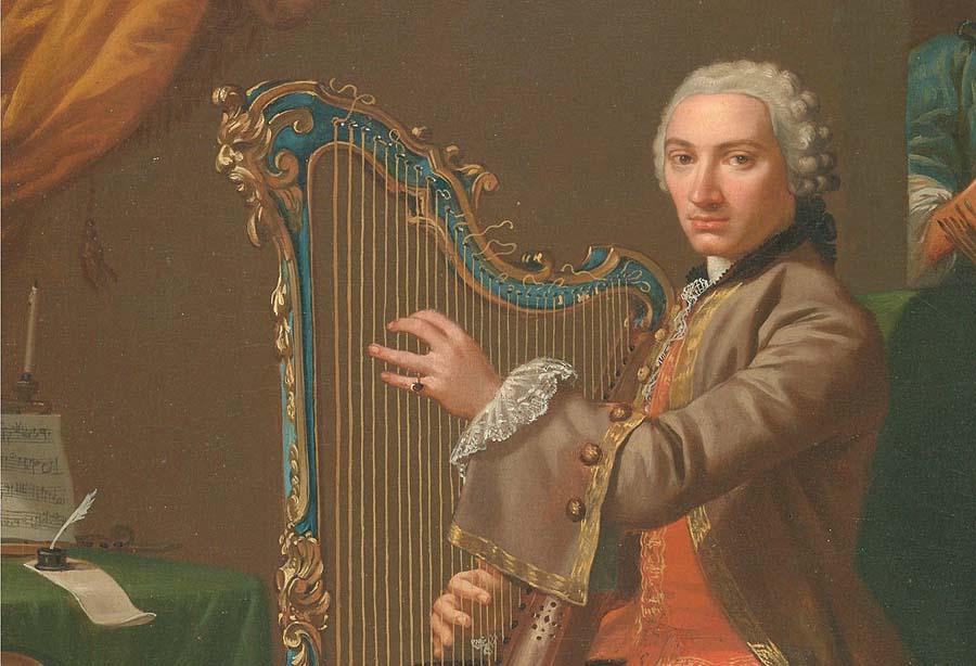 """Фестиваль """"Северная лира"""" демонстрирует многообразие музыки для арфы"""
