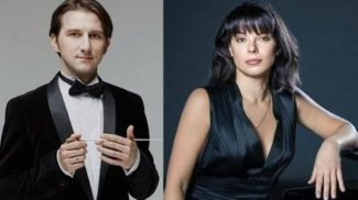 Алексей Рубин и Екатерина Мечетина