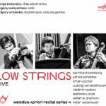 «Low Strings», live