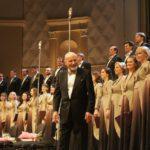 45 лет гармонии многоголосия. Камерный хор маэстро Владимира Минина отметил юбилей