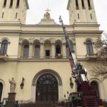 В Петрикирхе на Невском привезли орган
