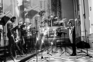"""Репетиция """"Реквиема"""". Фото: Opera apriori/Ira Polyarnaya"""