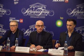 В Музыкальном театре имени Станиславского объявили планы на 99-й сезон. Фото - Сергей Родионов