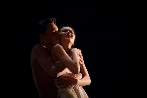 Сцена из балета «Ромео и Джульетта». Фото - Елена Лехова / Екатеринбургский театр оперы и балета