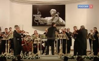 Дрезденская Штаатскапелла продолжила Фестиваль Мстислава Ростроповича