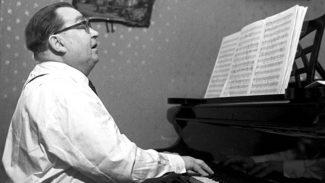 В. П. Соловьев-Седой, 1967 год