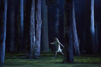 """Сцена из оперы """"Снегурочка"""" в постановке Дмитрия Чернякова. Фото - Sebastien Mathe / Opera national de Paris"""