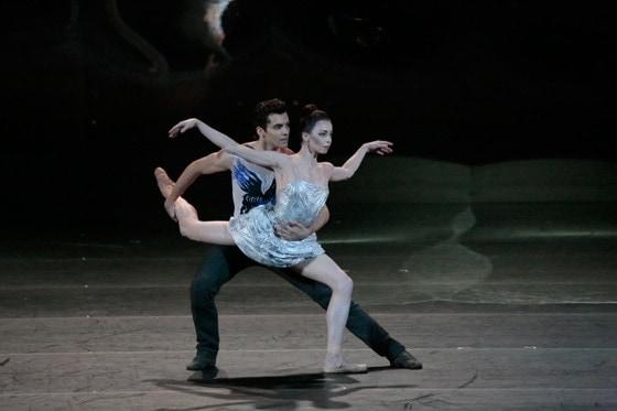 Сцена из балета «Ундина». Фото - Дамир Юсупов / Большой театр