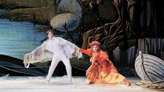 Театр имени Наталии Сац представил детскую оперу «Гадкий утенок»