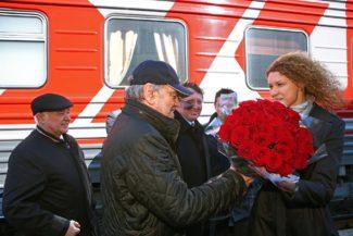 Екатеринбург встречает Валерия Гергиева