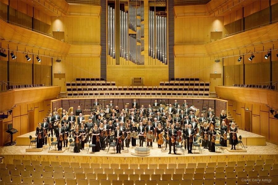 Симфонический оркестр Ставангера. Фото - Emile Ashley