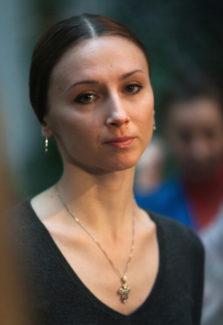Светлана Захарова. Фото - Александра Краснова / ТАСС