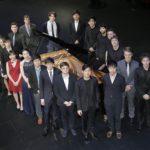 На XV Международном конкурсе пианистов Вана Клиберна определились участники четвертьфинала. Фото - medici.tv
