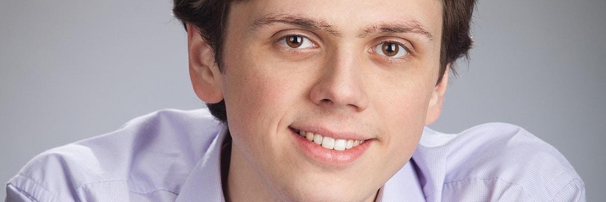 Никита Абросимов. Фото - cliburn.org