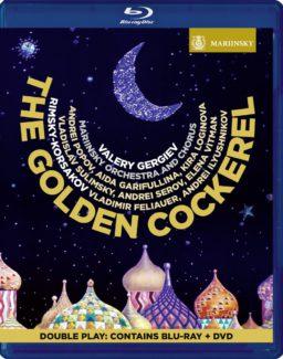 Новый диск лейбла «Мариинский» в формате DVD и Blu-ray — опера Николая Римского-Корсакова «Золотой петушок»