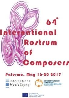 64-й международный конкурс Rostrum of composers. Фото - rostrumplus.net