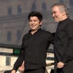 Бехзод Абдураимов и Валерий Гергиев