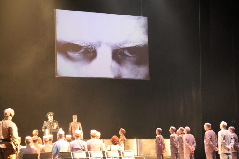 Юбилейный Собиновский: постановщик не приехал на премьеру оперы «Аида»