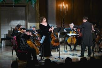 Звезды казахстанской оперы представят жителям и гостям столицы концерт из цикла «Золотые страницы классической музыки»