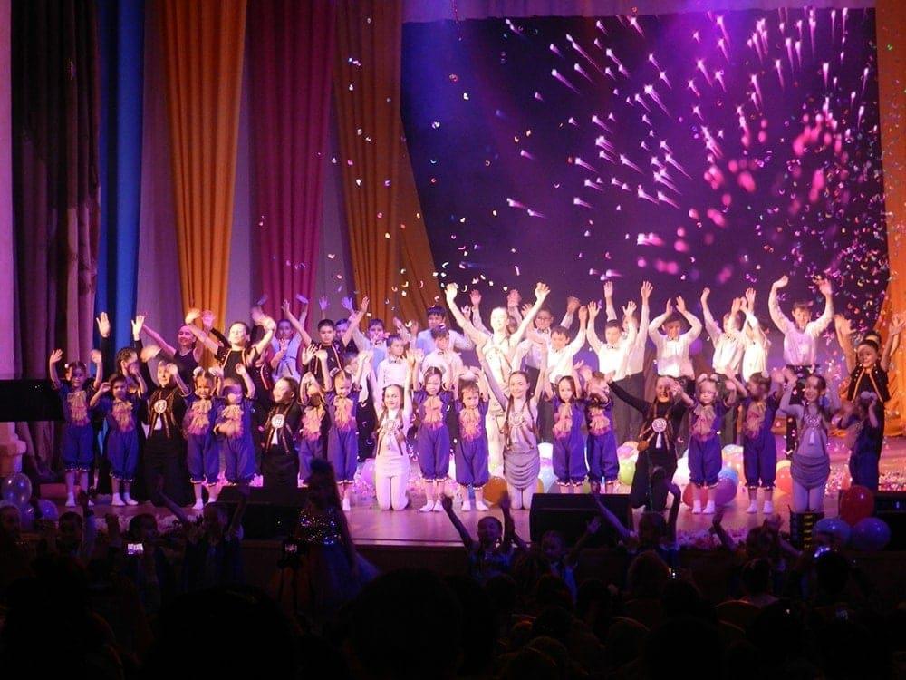 17 мая прошел второй отчетный концерт детской академии в Башкортостане