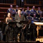 В БЗК играет полковой оркестр