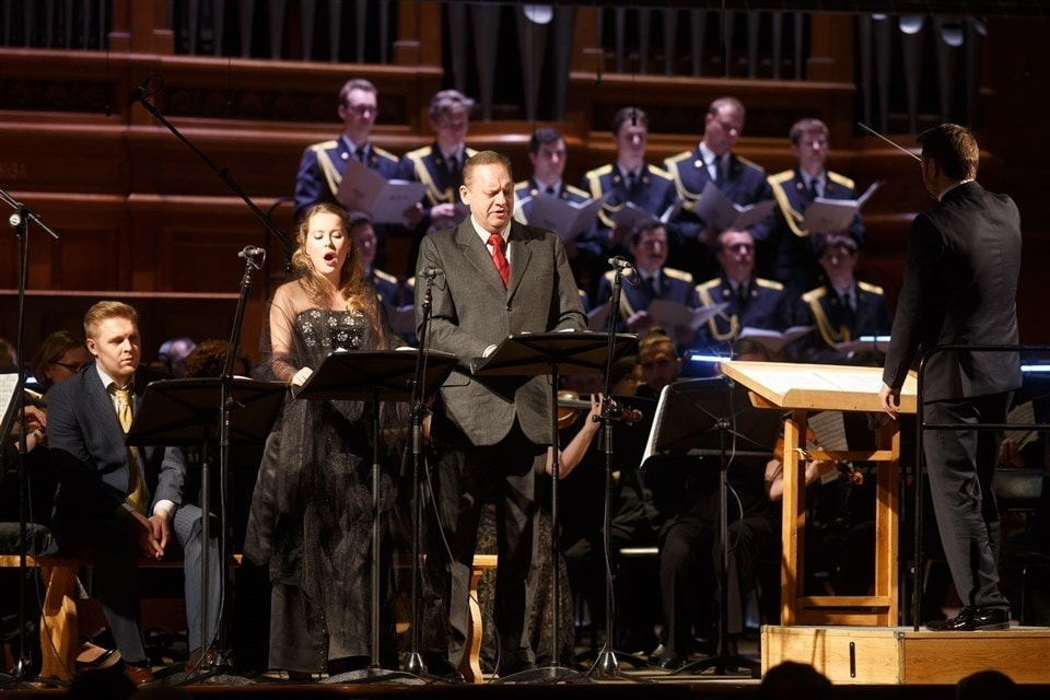 В Большом зале Консерватории завершился V фестиваль «Дню Победы посвящается...»