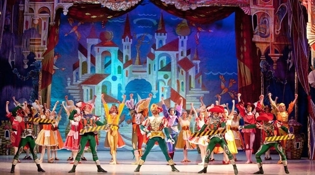 "Театр Вячеслава Гордеева ""Русский балет"" возвращается в Минск"