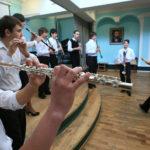 В Москве у стен Кремля пройдет смотр детских духовых оркестров