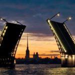 Дворцовый мост будут разводить под классическую музыку