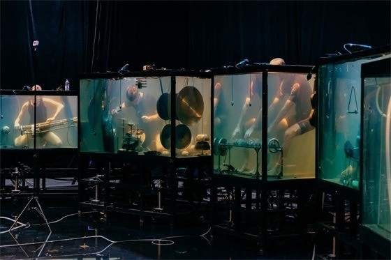 Концерт под водой AquaSonic. Фото - Марина Дмитриева