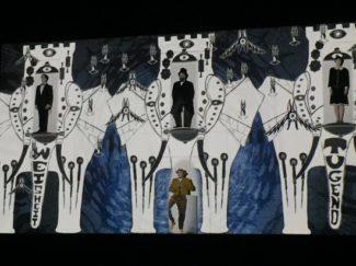 «Волшебная флейта» на Чеховфесте говорит языком анимации