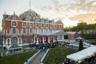 Петровский путевой дворец. Фото - Надя Дьякова