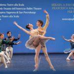 На сцене театра Ла Скала прошел благотворительный вечер с участием студентов ведущих хореографических училищ мира
