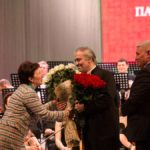 В Ставрополе Валерий Гергиев дирижировал Симфоническим оркестром Мариинского театра