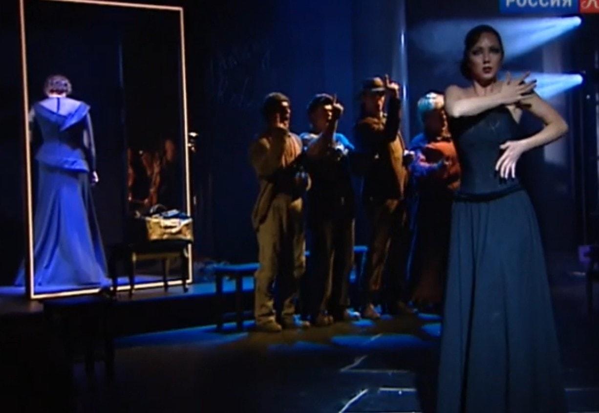 В театре «Геликон-опера» состоится премьера - «Семь смертных грехов»
