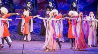 Главной темой новой редакции оперы «Кавказский пленник» стала любовь. Фото - пресс-служба Красноярского театра оперы и балета.