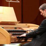 В Большом зале консерватории выступил органист Оливье Латри