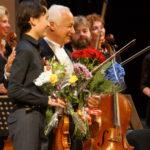 Владимир Спиваков и молодые дарования выступили в Международном Доме музыки