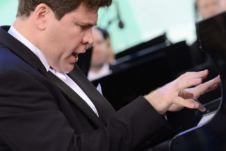 Денис Мацуев. Фото - Владимир Вяткин, РИА Новости