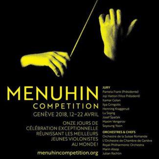 Начался прием заявок на участие в Конкурсе молодых скрипачей имени Иегуди Менухина